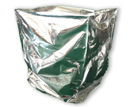 镀铝立体袋