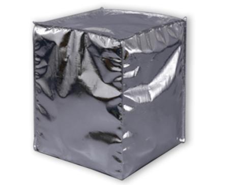 编织铝箔立体袋